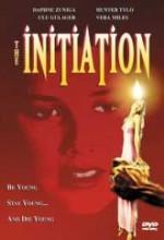 The Initiation (1984) afişi