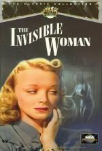 The Invisible Woman (1940) afişi
