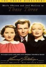 These Three (1936) afişi