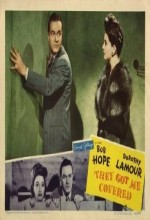 They Got Me Covered (1943) afişi