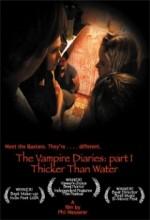 Thicker Than Water: The Vampire Diaries Part 1 (dark Sabbath) Afişi