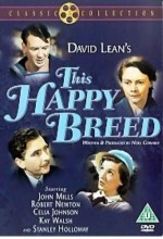 This Happy Breed (1944) afişi