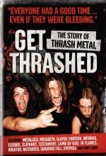 Thrash Metalin Tarihi (2006) afişi