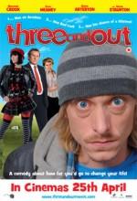Three And Out (2008) afişi