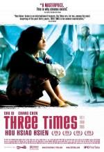 Three Times (2005) afişi