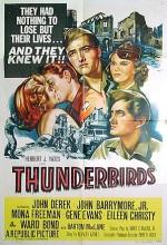 Thunderbirds (1952) afişi