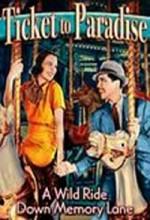 Ticket To Paradise (1936) afişi