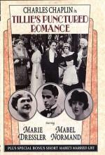 Tillie's Punctured Romance (1914) afişi