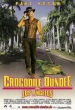 Timsah Dundee Los Angeles'ta (2001) afişi