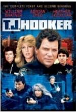 T.j. Hooker (1982) afişi