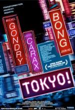 Tôkyô! (2008) afişi