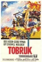 Tobruk (1967) afişi