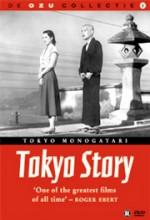 Tokyo Hikayesi (1953) afişi