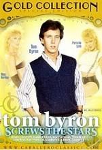 Tom Byron Screws The Stars  afişi