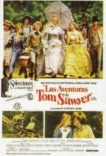 Tom Sawyer (1973) afişi