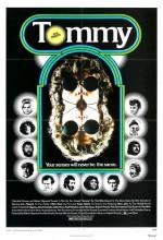 Tommy (1975) afişi