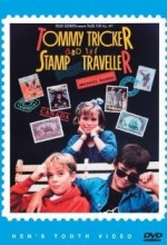 Tommy Tricker And The Stamp Traveller (1988) afişi