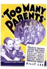 Too Many Parents (1936) afişi