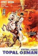 Topal Osman (1966) afişi