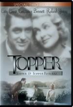 Topper (1937) afişi