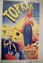Toprak (1952) afişi