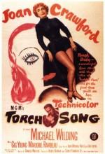Torch Song (1953) afişi