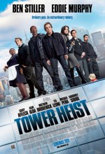 Kule Soygunu (2011) afişi