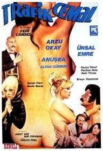 Trafik Cemal (1975) afişi