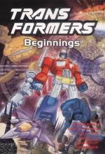 Transformers: Beginnings (2007) afişi