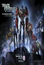 Transformers: Prime (2010) afişi