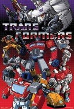 Transformers (1984) afişi