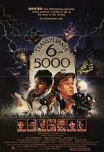 Transylvania 6-5000 (1985) afişi
