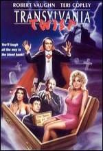Transylvania Twist (1989) afişi