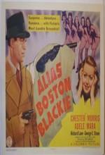 Trapped By Boston Blackie (1948) afişi
