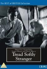 Tread Softly Stranger (1958) afişi