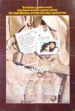 Trenchcoat (1983) afişi