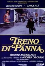 Treno Di Panna (1988) afişi