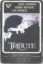 Tribute (1980) afişi