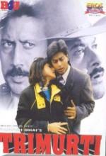 Trimurti (1995) afişi