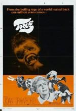Trog (1970) afişi