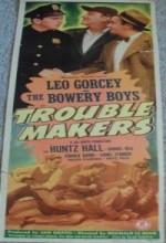 Trouble Makers (1948) afişi