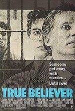 True Believer (1989) afişi