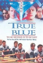 True Blue (1996) afişi