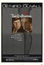 True Confessions (1981) afişi