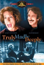 Truly, Madly, Deeply (1990) afişi