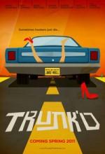 Trunk'd (2011) afişi