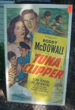 Tuna Clipper (1949) afişi