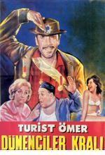 Turist Ömer Dümenciler Kralı (1965) afişi