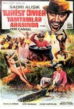 Turist Ömer Yamyamlar Arasında (1970) afişi