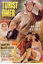 Turist Ömer (1964) afişi